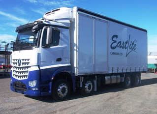 Multi-purpose truck body for Eastlite