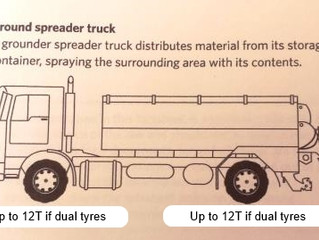 New VDAM allows higher axle weights