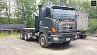 Grimmo Contracting Hino 6x4 Tippe