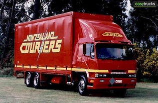 Craig Silby's first new truck 1997