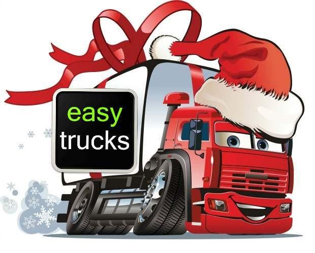 Merry Xmas from easytrucks
