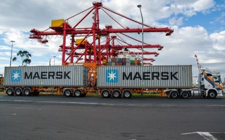 PBS container cartage in Australia