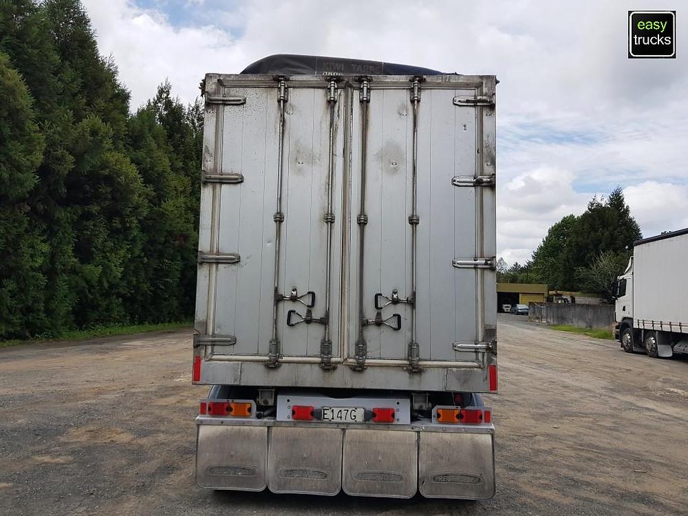 Freightliner Argosy Transfleet bulk tipper unit for sale