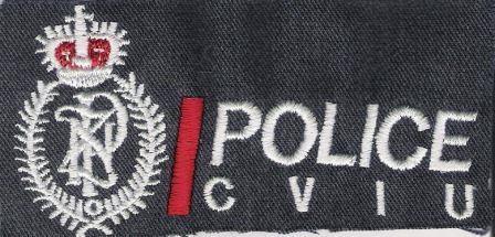 NZ Police CVIU