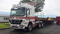 Mercedes-Benz Actros 6x4 Tractor Unit