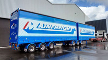 New Fruehauf 50MAX b-trains delivered