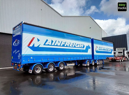 Fruehauf 50MAX HPMV B-train