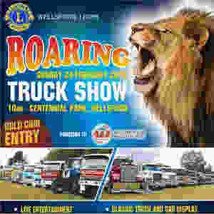 2019 Wellsford Lions Roaring Truck Show - easytrucks