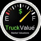 TruckValue button