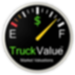 TruckValue button