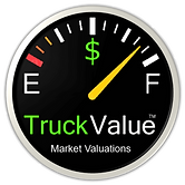 TruckValue market valuations
