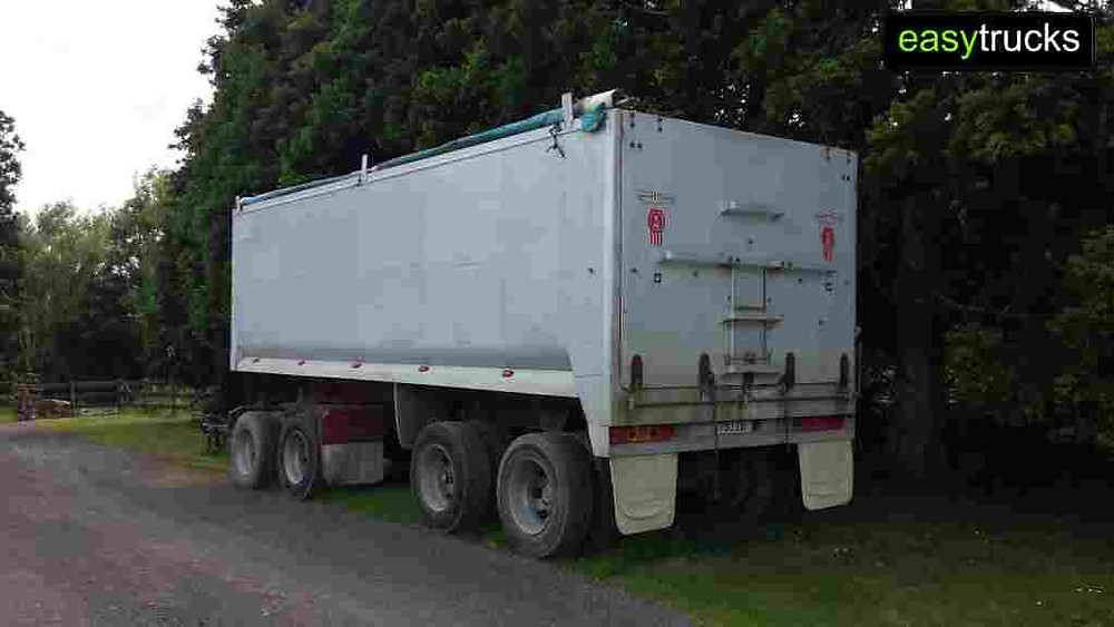 Bulk Tipper Trailer FOR SALE