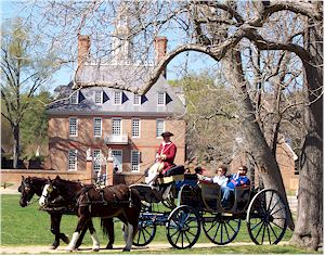 Colonial Williamsburg & Monticello