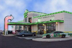 Quaker Steak n Lube