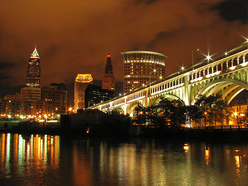 A Typical Day Trip to Cleveland