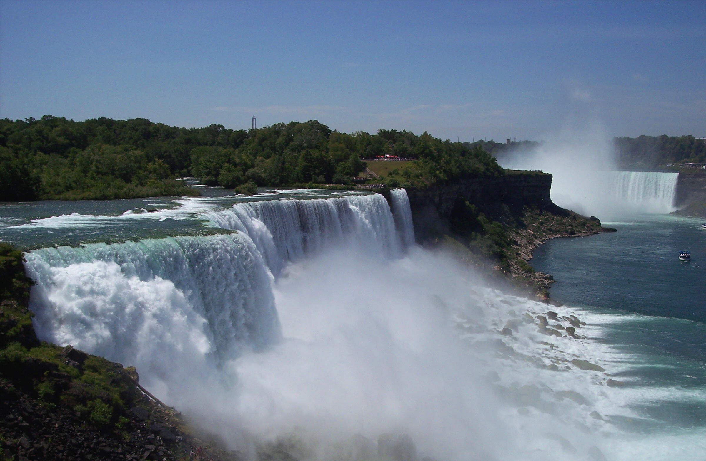 A Typical Day Trip to Niagara USA