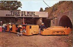 Tour-Ed Mine