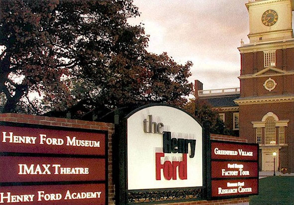A Typical Day Trip to The Henry Ford