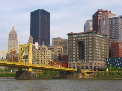 A Typical Day Trip to Pittsburgh