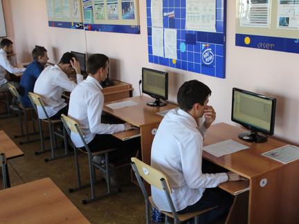 Завершился демонстрационный экзамен по компетенции «Электромонтаж»