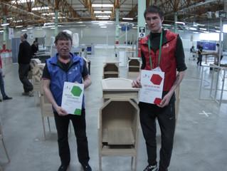"""Чемпионат Worldskills 2018 в г. Москва, компетенция """"Производство мебели"""""""