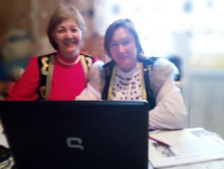 Онлайн-урок, посвященный Дню национального костюма народов Республики Башкортостан
