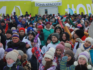 Зимний фестиваль «Красота как образ жизни»