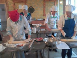 Декадник по профессиям: Пекарь, Повар - кондитер, Технолог