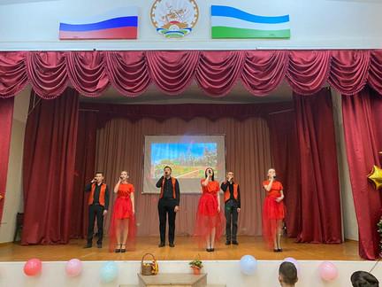 В НМПК прошёл праздничное мероприятие, посвящённое Дню Республики