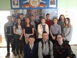 Обучающиеся группы 36 побывали с экскурсией в ДОСААФе