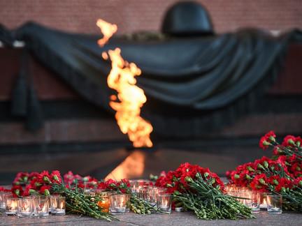 Мы помним! Мы бережём свою историю и мирное настоящее во имя подвига наших героев!