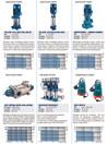 Foras-Pentax mehrstufige Pumpen Druck s