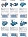 Foras-Pentax selbstansaugende Pumpen