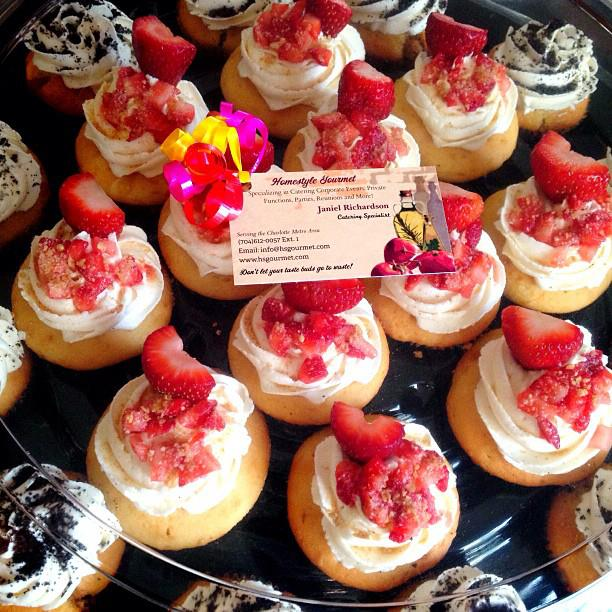HG's Gourmet Cupcakes