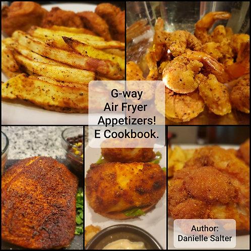 The G-way Air Fryer e-Cookbook