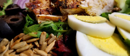 Grilled Chicken Salad_