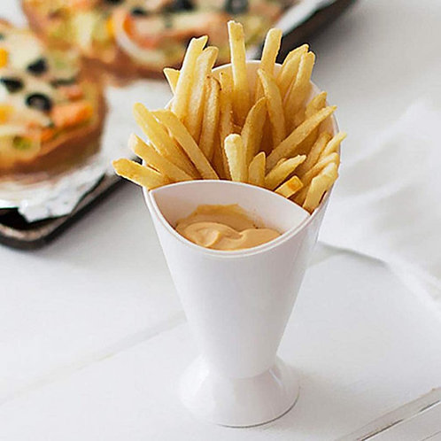 3Pc French Fry/Dip Cups