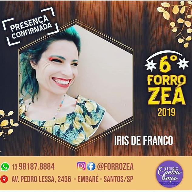 Bora para Santos participar deste Festiv