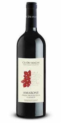 Cà Dei Maghi Amarone Della Valpolicella Classico DOCG 2015