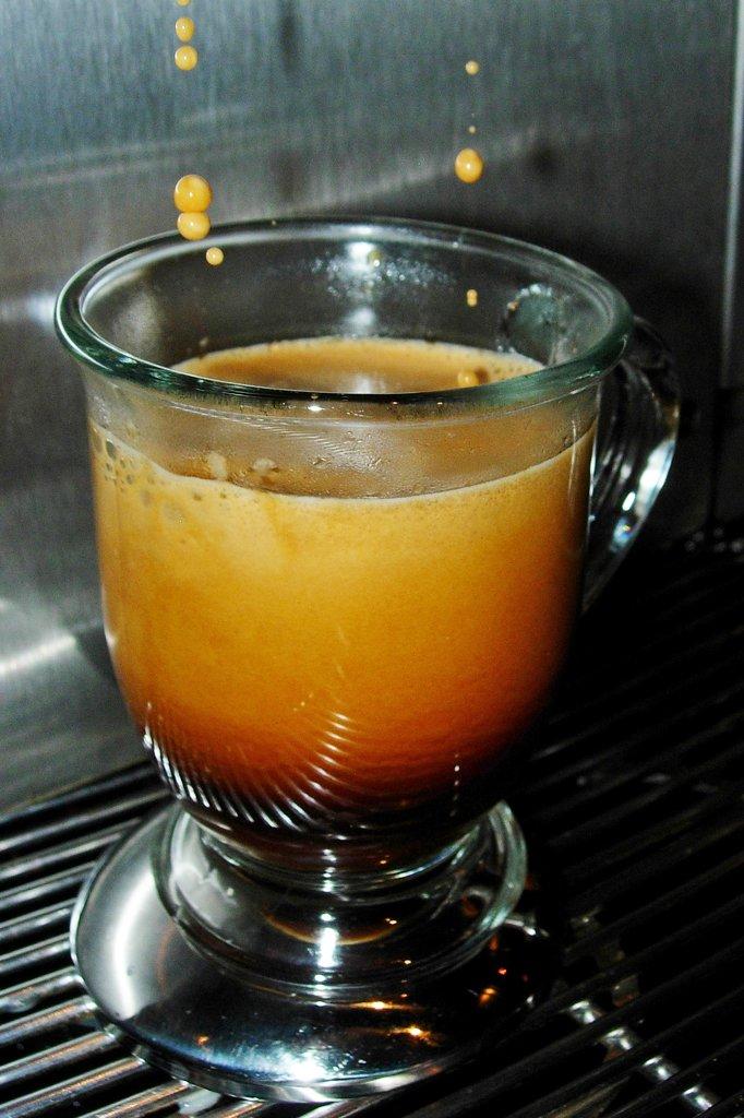 Delectable Espresso!