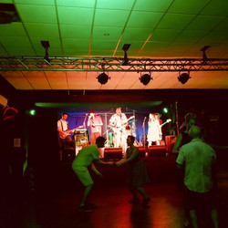 Wednesday Nights at the Railway Club