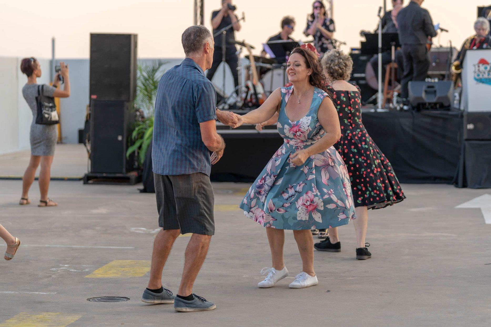Swing Dance Sky High 2019