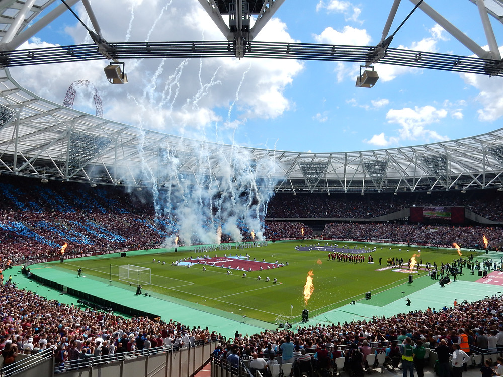 London Stadium Interior, Photo by Stephan Hoogerwaard, Stadium Journey