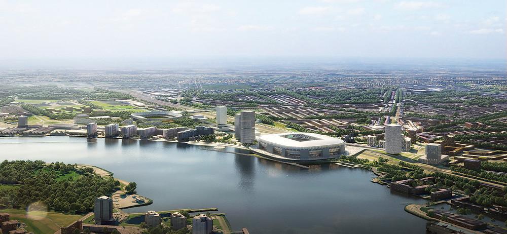 Feyenoord new stadium
