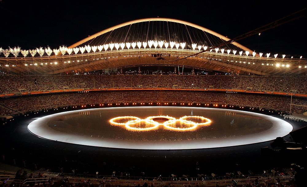 "Olympic Stadium of Athens ""Spyros Louis"" OAKA"