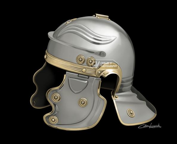 Roman Helmet (2018)