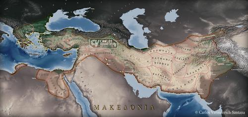 Macedonian Empire