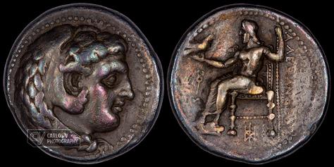 Alexander III Tetradrachm