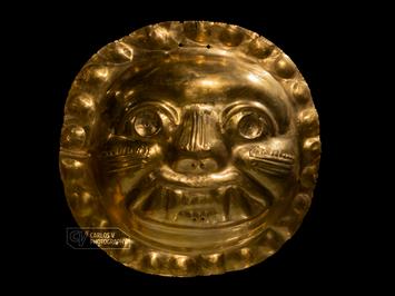 Golden pectoral