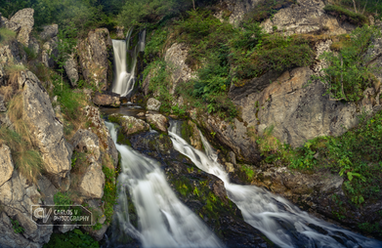 Cascade des Bésines